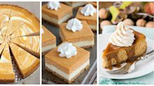38 Easy Pumpkin Cheesecake Recipes to Try This Fall