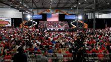 Etats-Unis : dans le Nevada, un meeting entièrement en intérieur de Donald Trump indigne les autorités