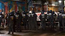 Besetztes Haus «Liebig 34» in Berlin wird geräumt