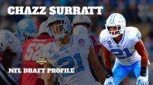 Saints 2021 Draft Prospects: Chazz Surratt