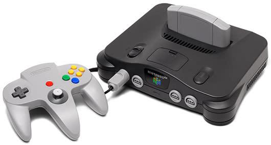 Happy 18th birthday, N64!