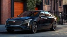While GM Prepares Electric Cars, Cadillac Launches a V8