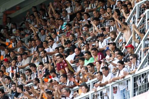 Atlético-MG divulga balanço de vendas para semifinal contra a URT