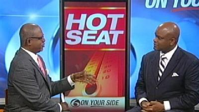 Hot Seat: James Carter (Part 1)