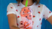 Taco Bell Launches Watermelon Freeze With Faux Seeds