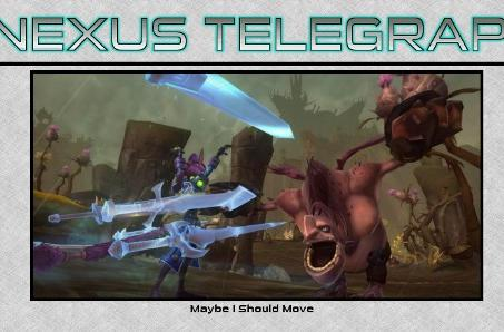 The Nexus Telegraph: Still moving in WildStar