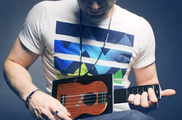 The ukulele's future is now with 'Futulele' iPhone, iPad app (video)