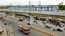 Hyd Metro Rail Line From LB Nagar to Miyapur to be Flagged Off