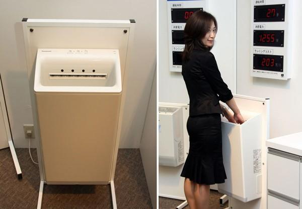 Panasonic's Quick Power Dry hand dryer promises 2-3 second escapes from public toilets