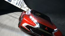 Mitsubishi unveils amazing concept that will never see the light of day