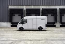 Arrival's electric van is ready for testing