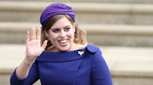 Who is Princess Beatrice's fiancé?