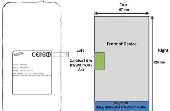 Samsung Focus S wanders through FCC en route to AT&T