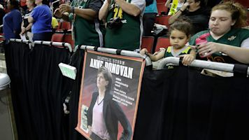 Anne Donovan's death felt across WNBA