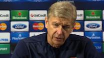 Win and we're almost through - Wenger