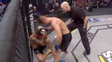 'Stop the fight!': Ref's 'infuriating' mistakes stun MMA world
