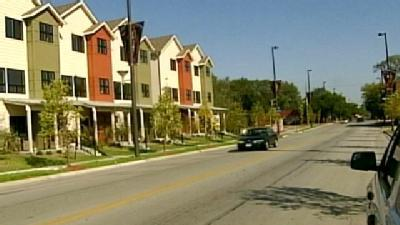 City's North Omaha Townhomes Not Selling