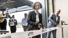Unternehmen: Ahlberg weiht neue Halle ein und hofft auf Tesla