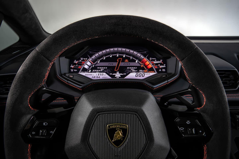 See New 2020 Lamborghini Huracán Evo Photos