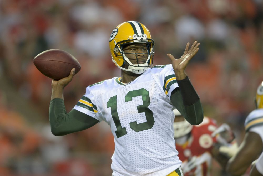Browns looking at free agent QB Vince Young
