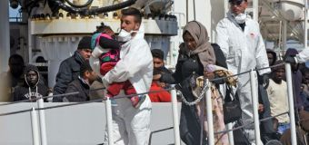 Some 6,500 migrants rescued off Libya: coastguard