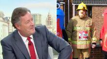 Piers Morgan slams decision to ban Fireman Sam, calls it 'tripe nonsense'