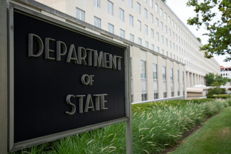 Separate listings for the Palestinian territories have vanished from the State Department's website