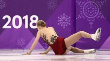 In Her 2nd Olympic Event, U.S. Champion Bradie Tennell Fell for the First Time She Can Remember