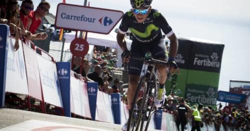 Cyclisme - T. des Asturies - Tour des Asturies : Nairo Quintana remporte la deuxième étape