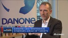 Danone CEO: Most of our US units are outperforming