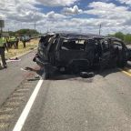 Five dead after Texas police chase car full of immigrants 'suspected of smuggling'