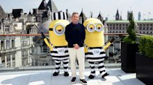 Minions and Gru in WHO public health announcement for children