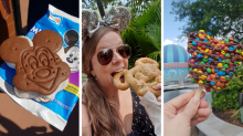 Our favourite Mickey-shaped foods at Walt Disney World