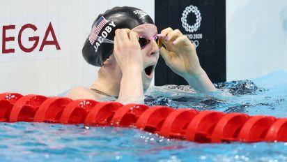 Olympic postponement helped U.S. teen win gold