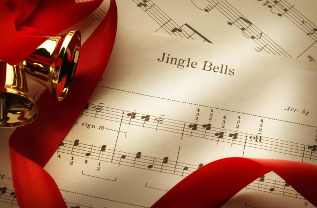 Listen to a 1950s era computer sing 'Jingle Bells'