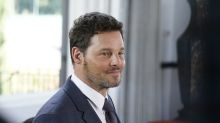 Justin Chambers 'very excited' for life after 'Grey's Anatomy'