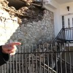 Strong earthquake damages dozens of buildings in Greece