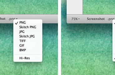 Skitch for Mac adds resolution controls for Retina display captures