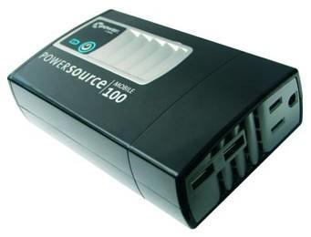 Xantrex PowerSource Mobile 100 brings the volts