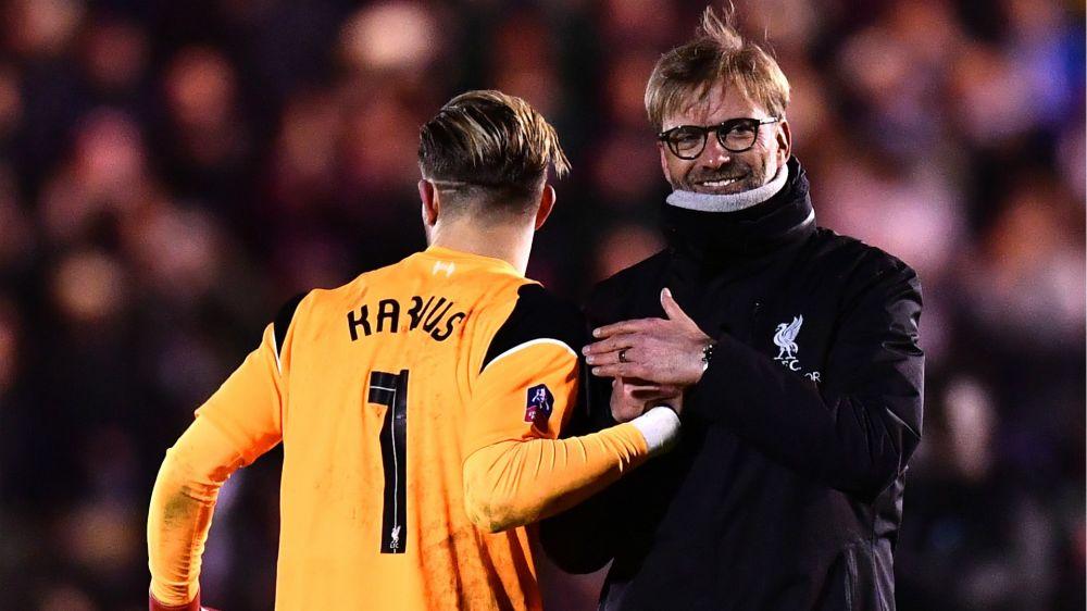 "Liverpool, Karius : ""Je ne regrette pas d'être venu ici"""