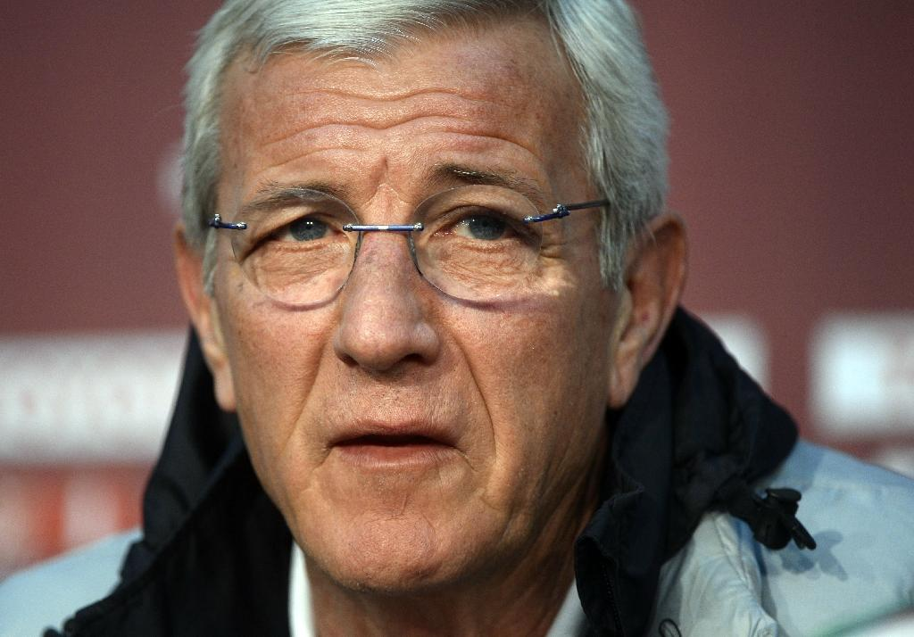 """Marcello Lippi's annual salary as China coach """"should be in the region of 4.5 million euros ($4.9 million)"""" said state broadcaster CCTV on an official social media account"""