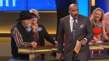 Was Steve Harvey offended by this 'Family Feud' answer on 'This Week in Game Shows'?