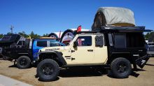Jeep Gladiator with a Hellcat engine: Here it is, Dynatrac and AMW 4x4's CODEX