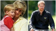 Prince Harry on 'missing' mum Diana after birth of Archie