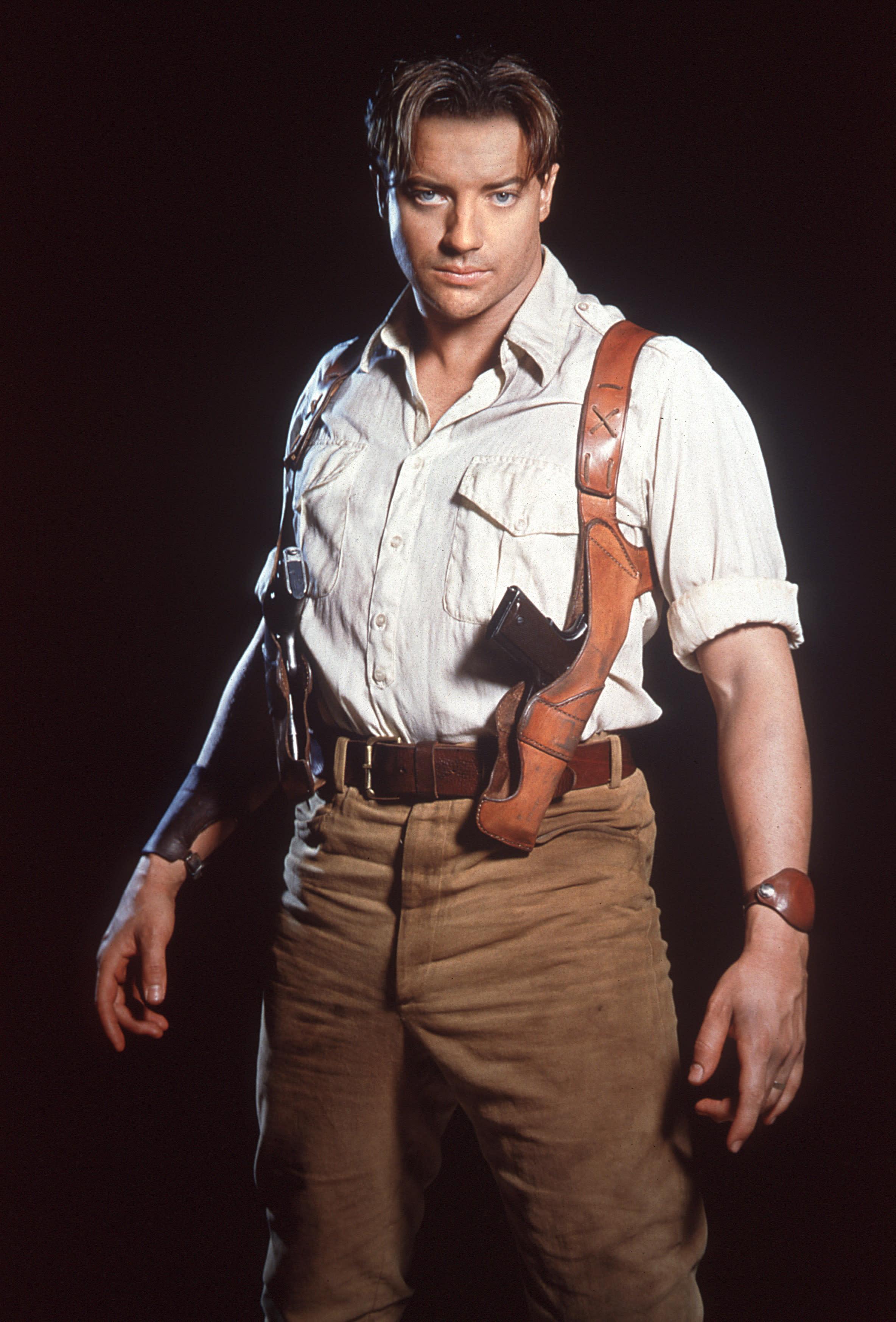 Brendan Fraser Heute