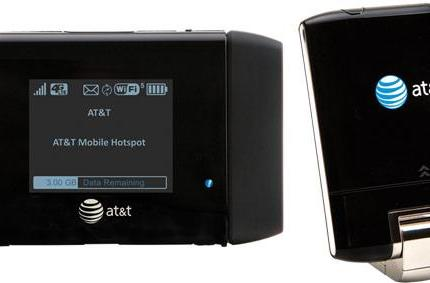 AT&T USBConnect Momentum 4G and Mobile Hotspot Elevate 4G scheduled for August 21st launch
