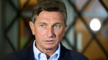 Slovenian President Pahor wins election but heads for run-off