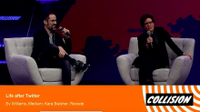 Twitter co-founder Evan Williams talks about life after Twitter