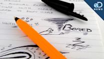 Doodling Helps You in School? - DNews-AR