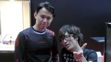 Former Mad Catz players Tokido and Mago are free agents